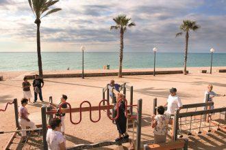 playgrounds for seniors
