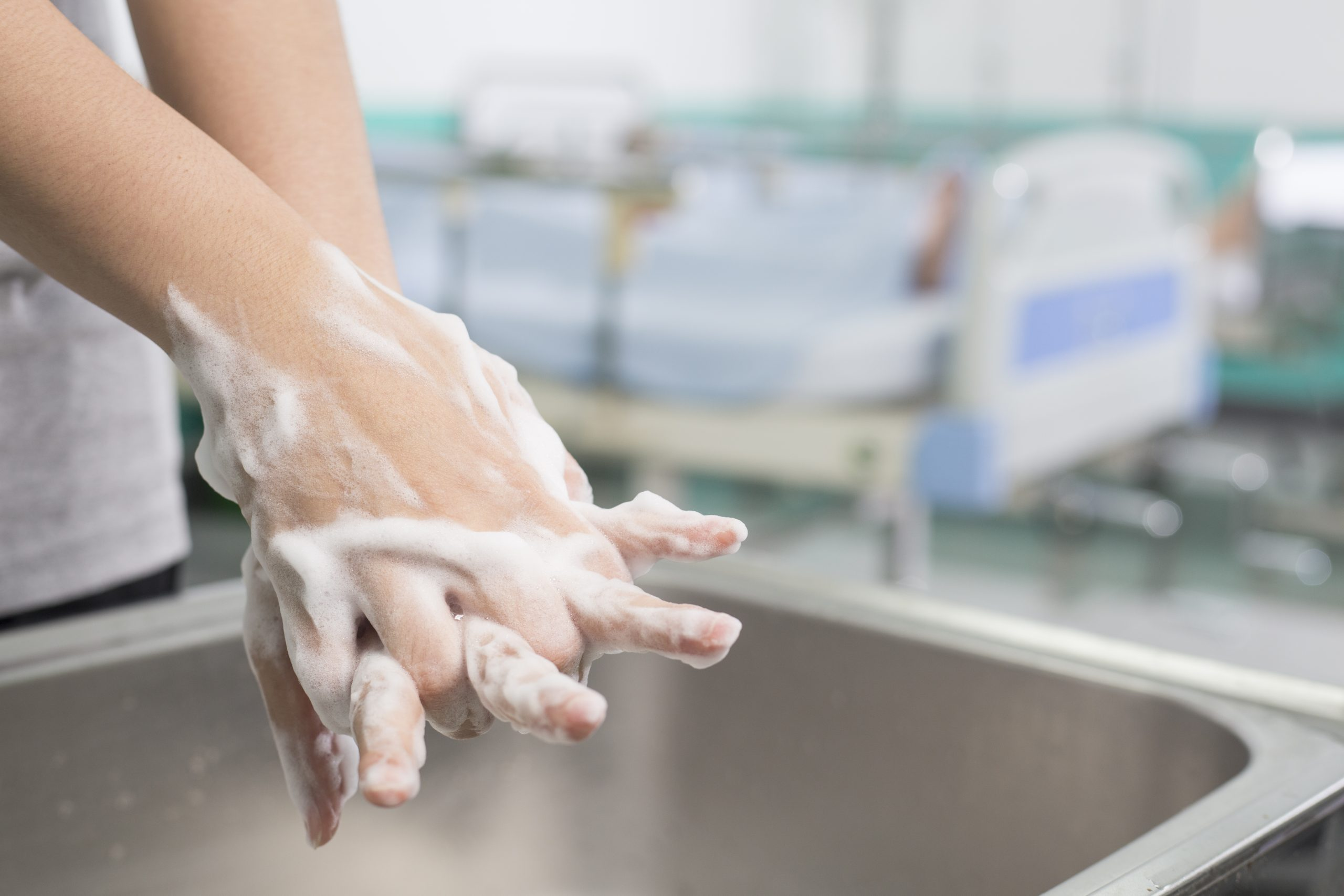 aged care cleaning protocols