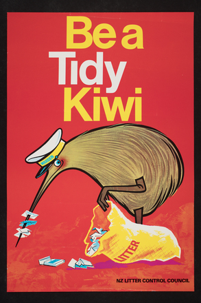 advertising covid19 tidy kiwi