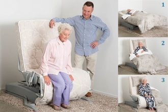 easy access bed for seniors