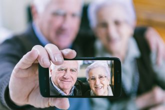 older adults and tech