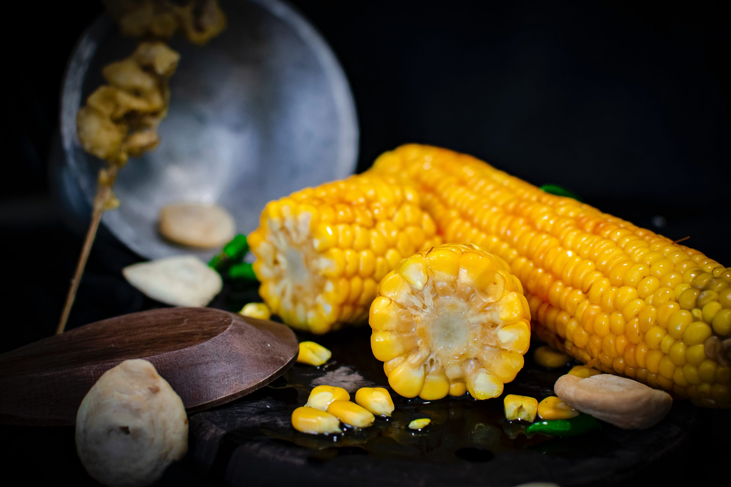 corn vegetable of the month