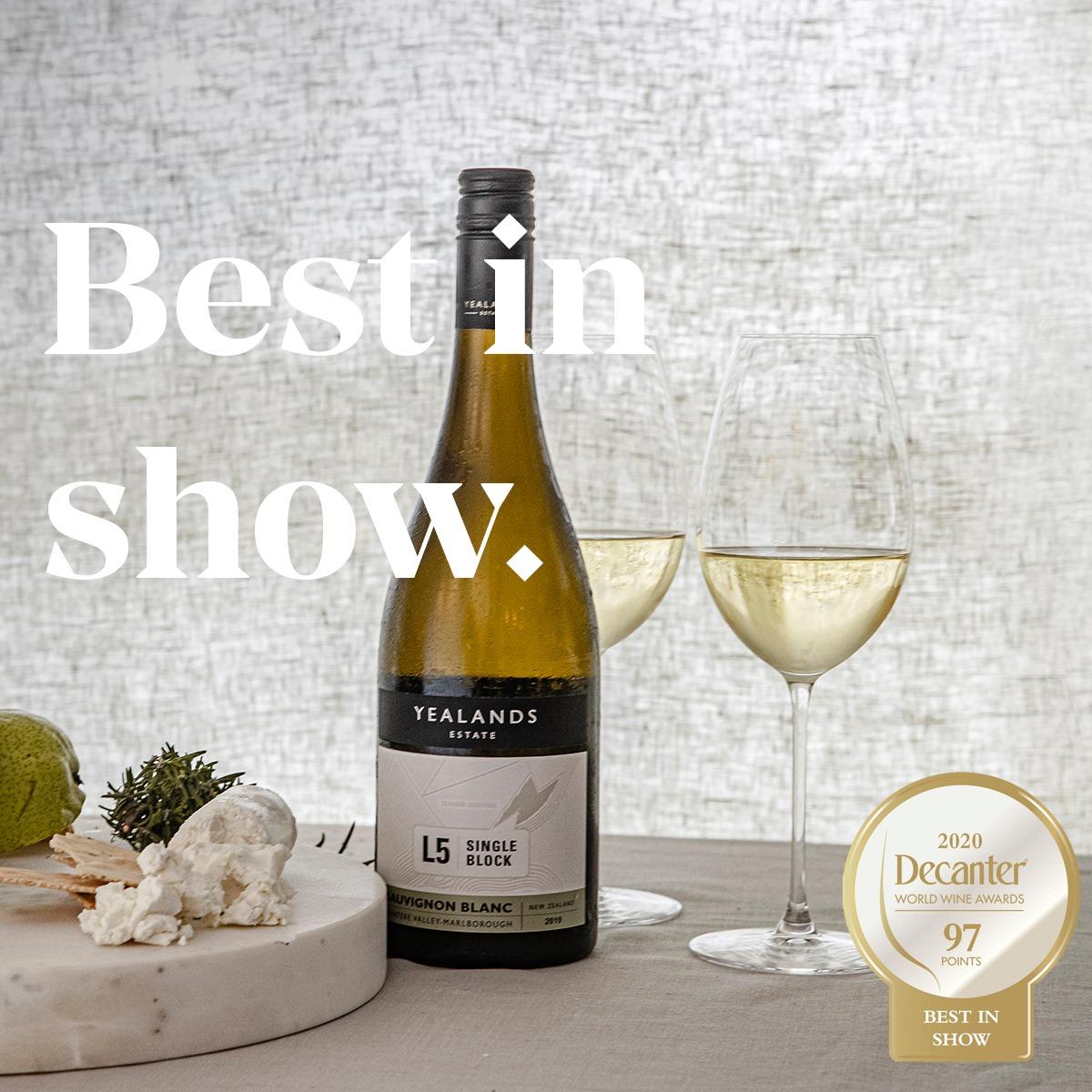 award winning wine best in show