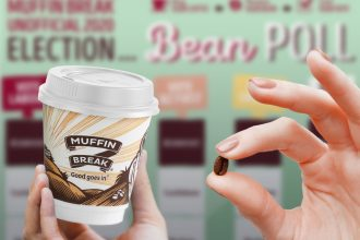 muffin break bean poll