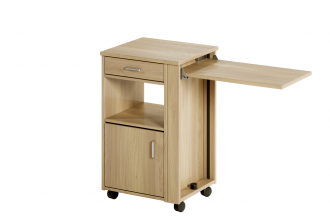 bedside or chairside table