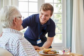 laundry care in aged care facilities