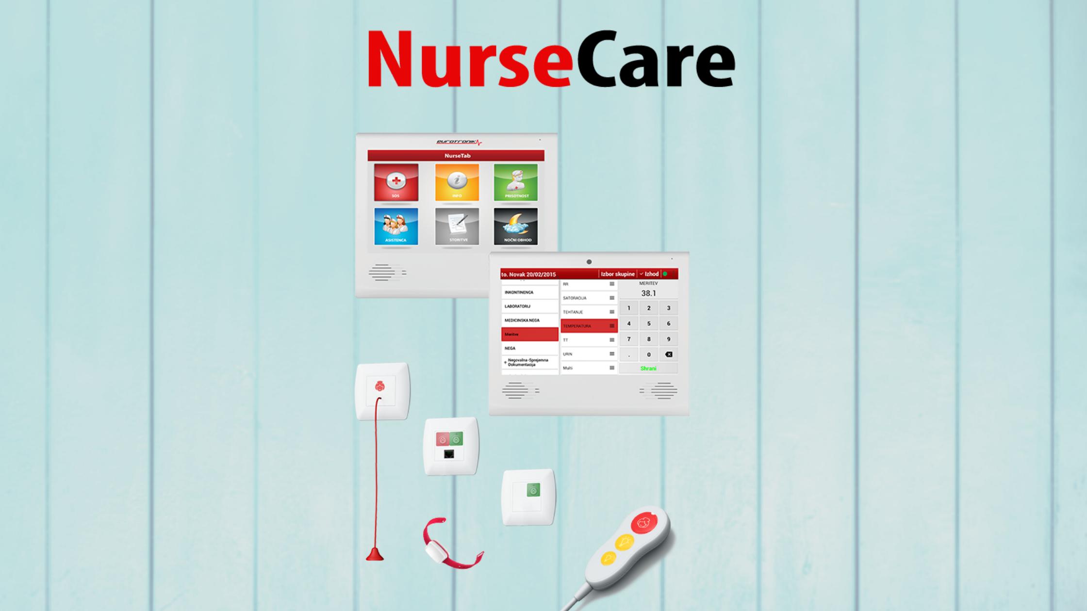 nursecare tech