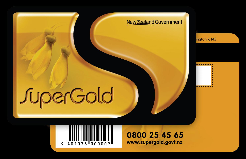 supergold card safe under National