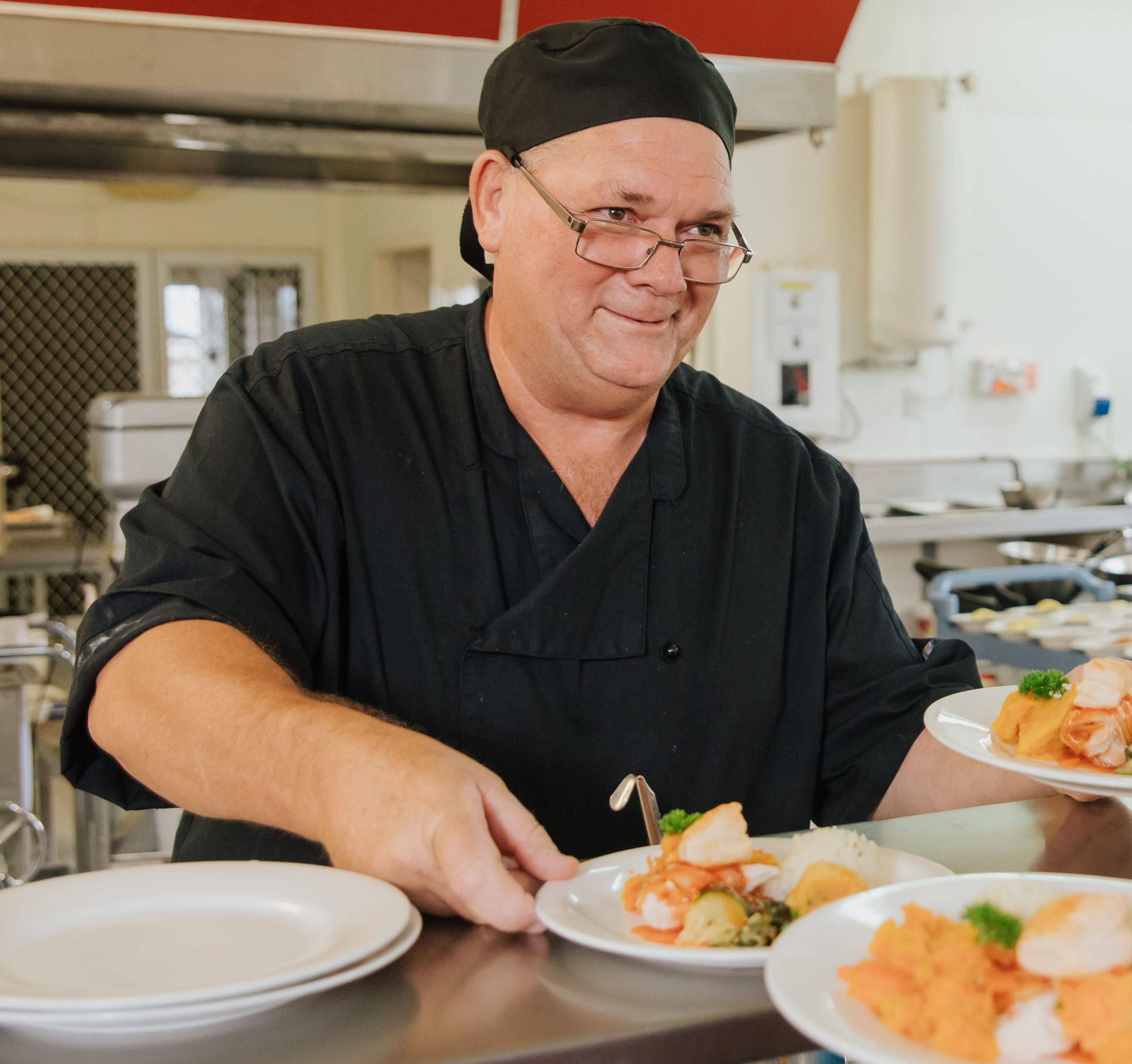Dean chef