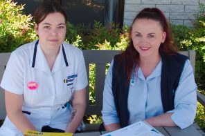 Nurse Keen to Share Aged Care Knowledge