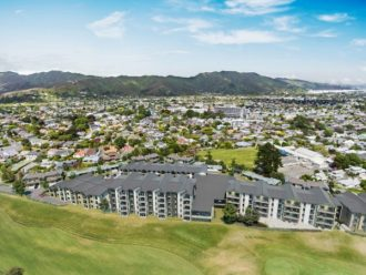 SUMMERSET LOWER HUTT