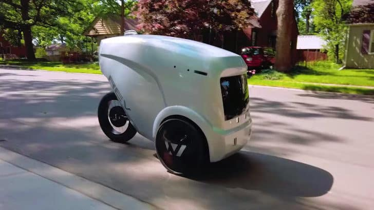 ai bot for deliveries