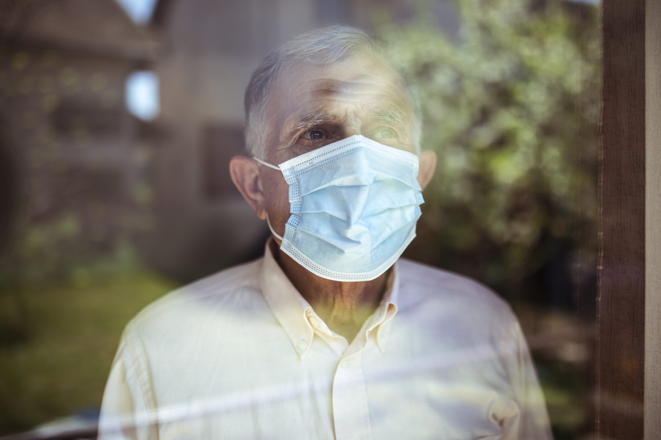 Quarantine for old people