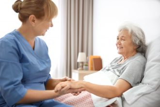 aged care worker