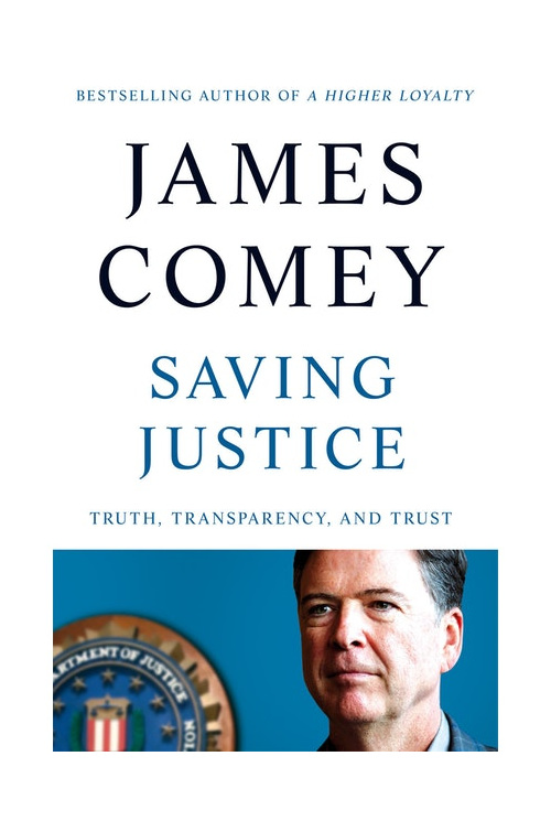 saving justice book review