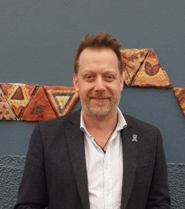 Kevin Lamb CEO Age Concern Auckland