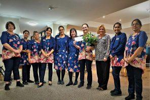 Caregivers Realise Dream to Study Paramedicine