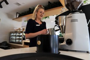 New Café has Friendly Vibe at Ernest Rutherford Village
