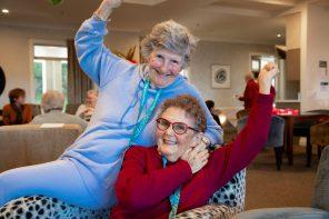 Sisters Gave it A Go at Olympics@Ryman