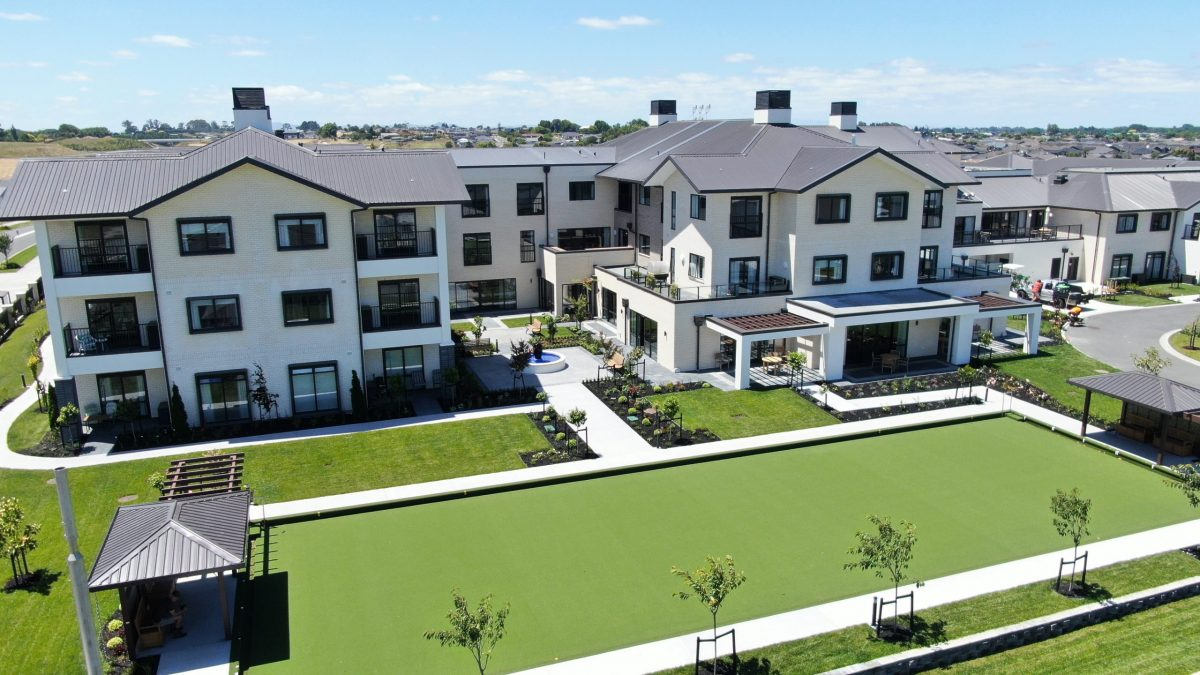 Summerset Granted Consent for $150m Cambridge Village