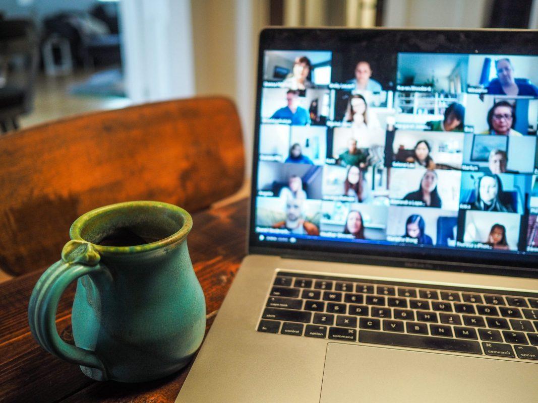 Zoom meetings, covid fatigue